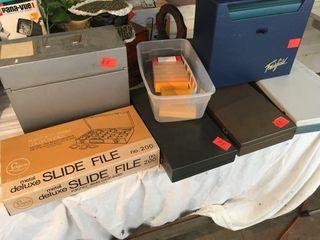 Slide files