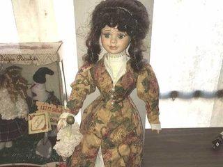 Collectors dolls