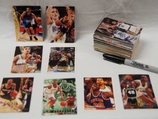 Collection of Basketball Cards  See Photos
