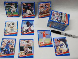Collection of Baseball Cards   Chris Hoiles  Baltimore Orioles and Joel Skinner  Cleveland Indians and More  See Photos