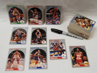 Collection of Basketball Cards  Denver Nuggets  Mavericks  and More  NBA See Photos