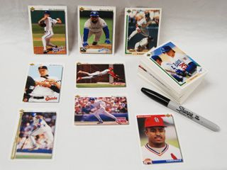 Collection of Baseball Cards  1968 Baseball Heroes  New York Mets    Texas Rangers and More  See Photos