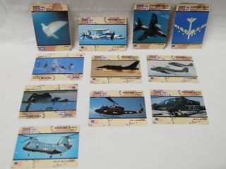 Collectible lot of   Desert Storm Pro Cards  1991  See Photos  of the Different Cards   Front and Back  Very Cool