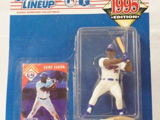 1995 Cliff Floyd Starting lineup