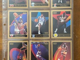 1990 SKYBOX   144 Cards   Players   Draft   Coaches