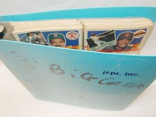 Collection of Baseball Cards  In Album  See Photos  Very Cool