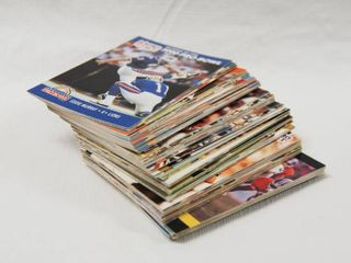 lot of Collectible Football Cards  See Photos