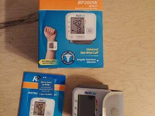 ReliOn BP200W Blood Pressure Moniter