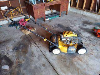 Cub Cadet SC500 lawnmower