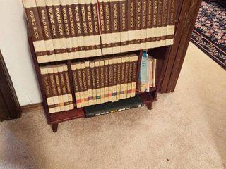 Bookshelf and Encyclopedias