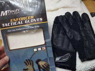 Enforcer tactical gloves  Xl