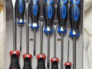 10 pc  screwdriver set