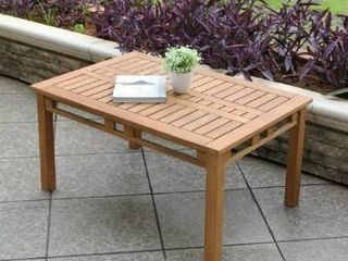Goodwin Teak Coffe Table by Havenside Home