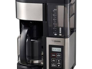 Zojirushi Fresh Brew Plus 12 Cup Coffee Maker  Retail 134 99