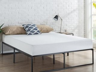 Priage by Zinus 14 inch Metal Platform Bed  Retail 89 99