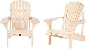 Oceanic Adirondack Chair  Set of 2  Retail 177 99