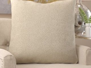 F Scott Fitzgerald Effervescent Champagne Designer Throw Pillow