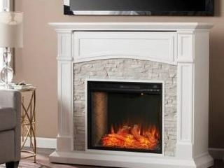 Copper Grove Stevens 23  Color Changing Fireplace insert