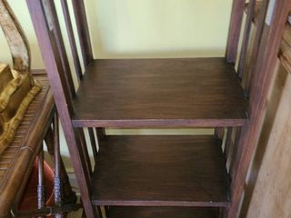 4 Shelf Book Shelf 39 x  16 x 11