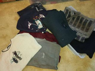 Mens Sweaters  Sizes Medium and large
