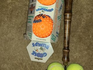 GOOSEBUMPS  Massage Balls and a Homemade Ball Massager