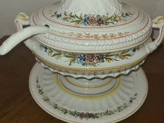 Soup Tureen  Made in Italy