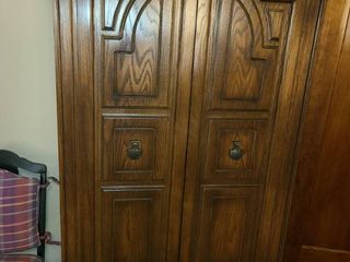 5 Drawer Armoire  72 x 35 x 18