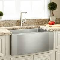 Signature Hardware SH441065 Apron Front   Specialty Kitchen Sink