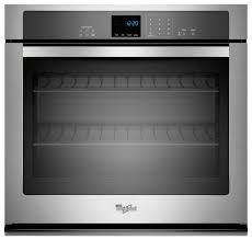 Whirlpool Smart 30 in Self Cleaning Single Electric Wall Oven