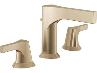 Delta 3574 MPU DST Zura Widespread Bathroom Faucet