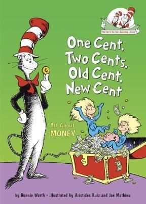 One Cent  Two Cents  Old Cent  New Cent   Dr  Seuss  Hardcover    by DR SEUSS RETAIl  9 99