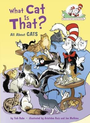 What Cat Is ThatIJ  All About Cats  The Cat in the Hat Knows a lot About That Series  RETAIl  9 99