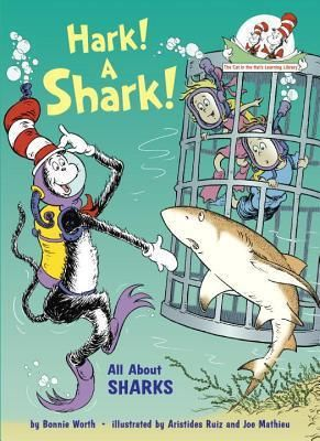 Hark  A Shark   by Bonnie Worth  Hardcover  RETAIl  9 99