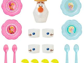 Disney Frozen Olaf s Summer Tea Set RETAIl  39 99