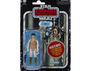 Star Wars Retro Collection Princess leia Organa  Hoth  Toy Action Figure RETAIl  39 99