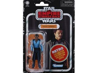Star Wars Retro Collection lando Calrissian Toy Action Figure RETAIl  39 99