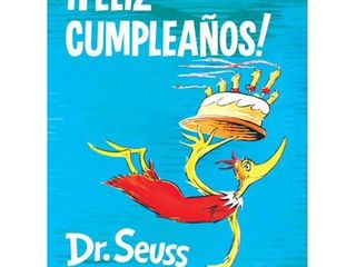 AFeliz cumpleaAos   Happy Birthday to You  Spanish Edition  RETAIl  16 99