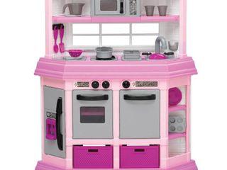 American Plastic Toys Pink Custom Kitchen RETAIl 99 99