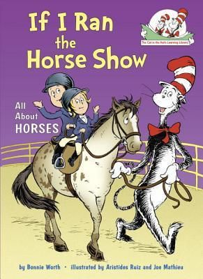 If I Ran The Horse Show M Tv   By Worth Bonnie  Hardcover  RETAIl  9 99