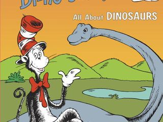 Oh Say Can You Say Di No SaurIJ   Cat in the Hat s learning library   Hardcover  by Bonnie Worth RETAIl 9 99