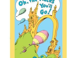 Oh  the Places You ll Go  lenticular Edition    Hardcover  RETAIl  19 99