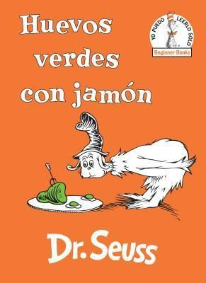 Huevos Verdes Con Jamon  green Eggs And Ham Spanish Edition  Dr Seuss RETAIl  9 99
