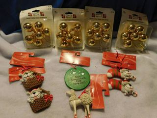 New Ornaments   Animal Related