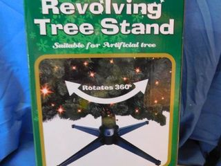 Rotating Tree Stand