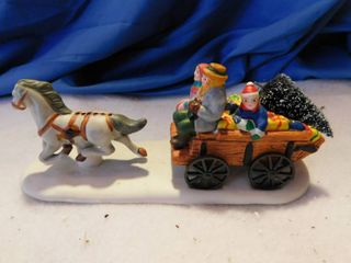 lemax Christmas Town Tree Cart