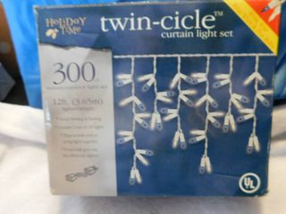 Twin Cycle light Set  NEW