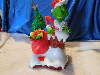 Grinch Animated Decoration
