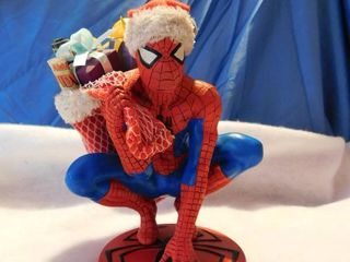Collectible Christmas Spiderman