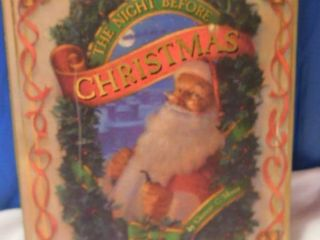 Night Before Christmas Book