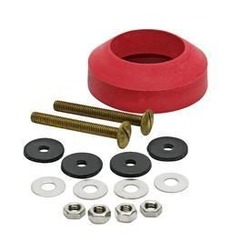 Fluidmaster 6102 2 3 4 Inch Tank to Bowl Bolts and Gasket